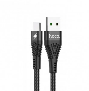 KABEL HOCO U53 USB DO USB-C 120 CM 5A CZARNY