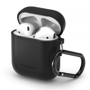 Etui Spigen Case do Apple AirPods czarne