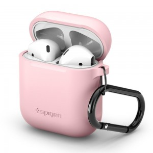 Etui Spigen Case do Apple AirPods różowe