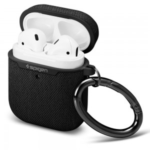 Etui Spigen Urban Fit do Apple AirPods czarne