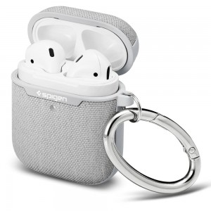 Etui Spigen Urban Fit do Apple AirPods szare