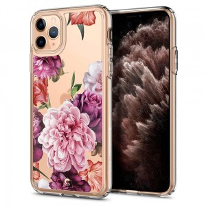 Etui Spigen CIEL iPhone 11 Pro ROSE FLORAL
