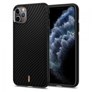 Etui Spigen CIEL WAVE SHELL iPhone 11 Pro BLACK