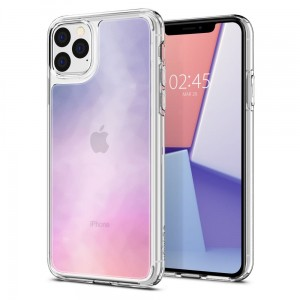 Etui Spigen CRYSTAL HYBRID QUARTZ iPhone 11 Pro GRADATION