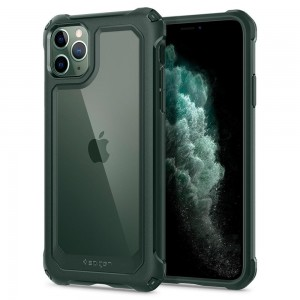 Etui Spigen GAUNTLET iPhone 11 Pro HUNTER GREEN