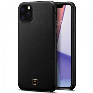 Etui Spigen LA MANON CALIN iPhone 11 Pro CHIC BLACK