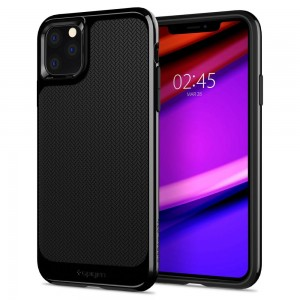 Etui Spigen NEO HYBRID iPhone 11 Pro MIDNIGHT BLACK