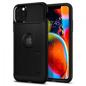 Etui Spigen SLIM ARMOR iPhone 11 Pro BLACK