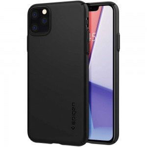 Etui Spigen THIN FIT Air iPhone 11 Pro BLACK