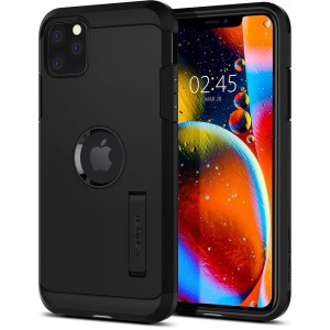 Etui Spigen TOUGH ARMOR iPhone 11 Pro BLACK