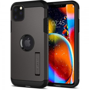 Etui Spigen TOUGH ARMOR iPhone 11 Pro GUNMETAL