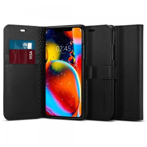 Etui Spigen WALLET S iPhone 11 Pro BLACK