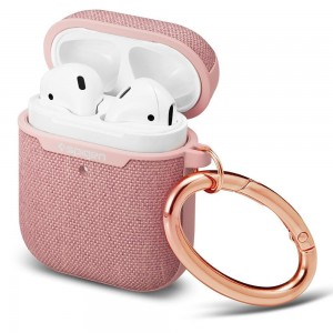 Etui Spigen Urban Fit do Apple AirPods różowo złote
