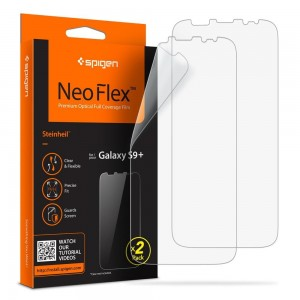 Folia ochronna Spigen Neo Flex HD do Samsung Galaxy S9+ Plus