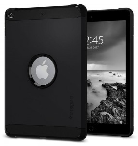Etui Spigen Tough Armor iPad 9.7 2017/2018 - czarne