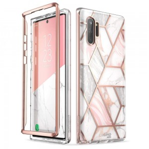 Etui Supcase COSMO Samsung Galaxy Note 10+ Plus MARBLE