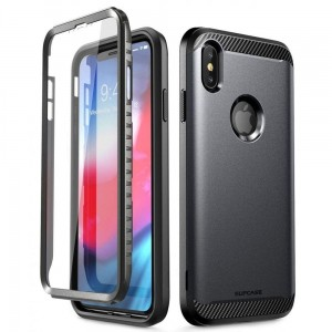 Etui Supcase UB NEO iPhone XS MAX BLACK