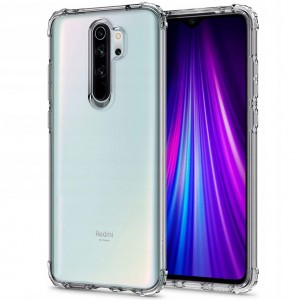 Etui Spigen CRYSTAL SHELL Xiaomi Redmi Note 8 Pro CRYSTAL CLEAR