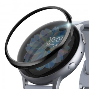 Nakładka Ringke Bezel Styling Samsung Galaxy Watch ACTIVE 2 (44mm) GLOSSY czarne