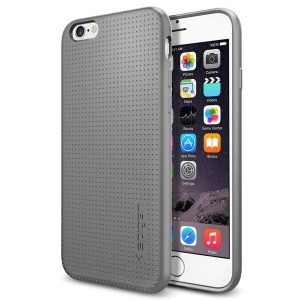 Etui Spigen LIQUID Air iPhone 6/6S (4.7) GRAY