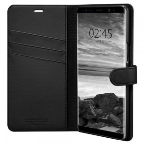 Etui Spigen WALLET S Samsung Galaxy Note 8 BLACK