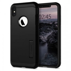 Etui Spigen TOUGH ARMOR iPhone XS MAX BLACK