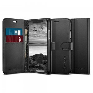 Etui Spigen WALLET S iPhone XS MAX BLACK