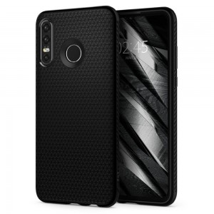 Etui Spigen Liquid Air do Huawei P30 Lite czarne
