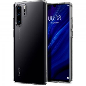 Etui Spigen Liquid Crystal do Huawei P30 Pro Crystal Clear
