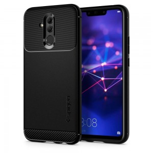 Etui Spigen Rugged Armor do Huawei Mate 20 Lite Czarne