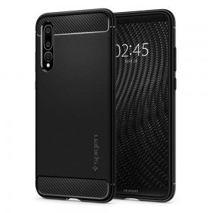 Etui Spigen Rugged Armor do Huawei P20 Pro Czarne
