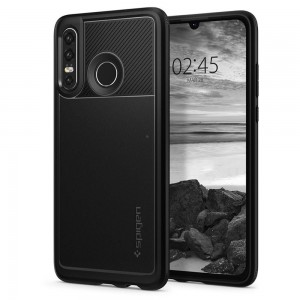 Etui Spigen Rugged Armor do Huawei P30 Lite Czarne
