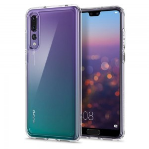 Etui Spigen Ultra Hybrid do Huawei P20 Pro Crystal Clear