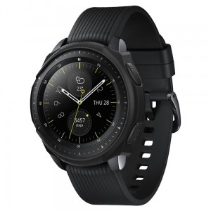 Etui Spigen LIQUID Air Samsung Galaxy WATCH 42MM BLACK