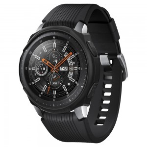Etui Spigen Liquid Air Samsung Galaxy Watch 46mm czarne