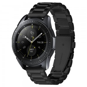 Bransoleta Spigen MODERN FIT BAND Samsung Galaxy WATCH 42MM - czarne