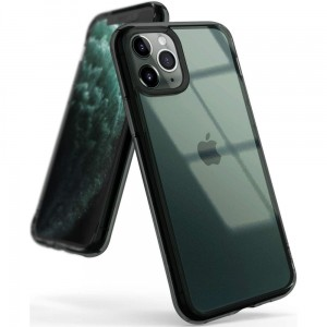 Etui Ringke FUSION iPhone 11 Pro SMOKE BLACK