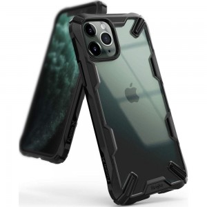 Etui Ringke FUSION X iPhone 11 Pro BLACK