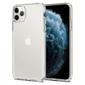 Etui Spigen Liquid Crystal do iPhone 11 Pro Max Crystal Clear