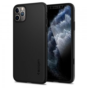 Etui Spigen THIN FIT 360 iPhone 11 Pro MAX - czarne