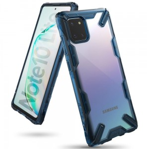 Etui Ringke Fusion X Samsung Galaxy Note 10 Lite SPACE BLUE