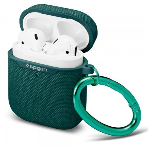 Etui Spigen Urban Fit do Apple AirPods zielone