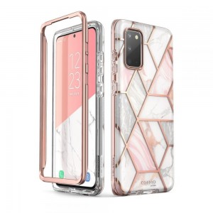 Etui Supcase COSMO Samsung Galaxy S20 MARBLE