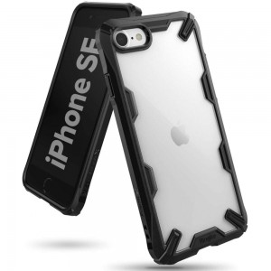 Etui Ringke FUSION X iPhone 7/8/SE 2020 BLACK