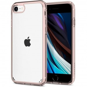 Etui Spigen ULTRA HYBRID iPhone 7/8/SE 2020 ROSE CRYSTAL