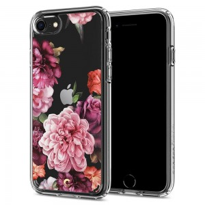 Etui Spigen CIEL iPhone 7/8/SE 2020 ROSE FLORAL