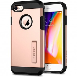 Etui Spigen TOUGH ARMOR 2 iPhone 7/8/SE 2020 BLUSH GOLD
