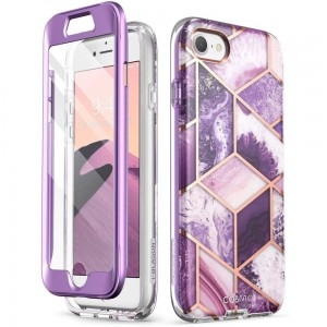 Etui Supcase COSMO iPhone 7/8/SE 2020 PURPLE