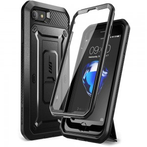 Etui Supcase UNICORN BEETLE Pro iPhone 7/8/SE 2020 - czarne