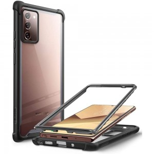 Etui Supcase Iblsn Ares do Samsung Galaxy Note 20 Black